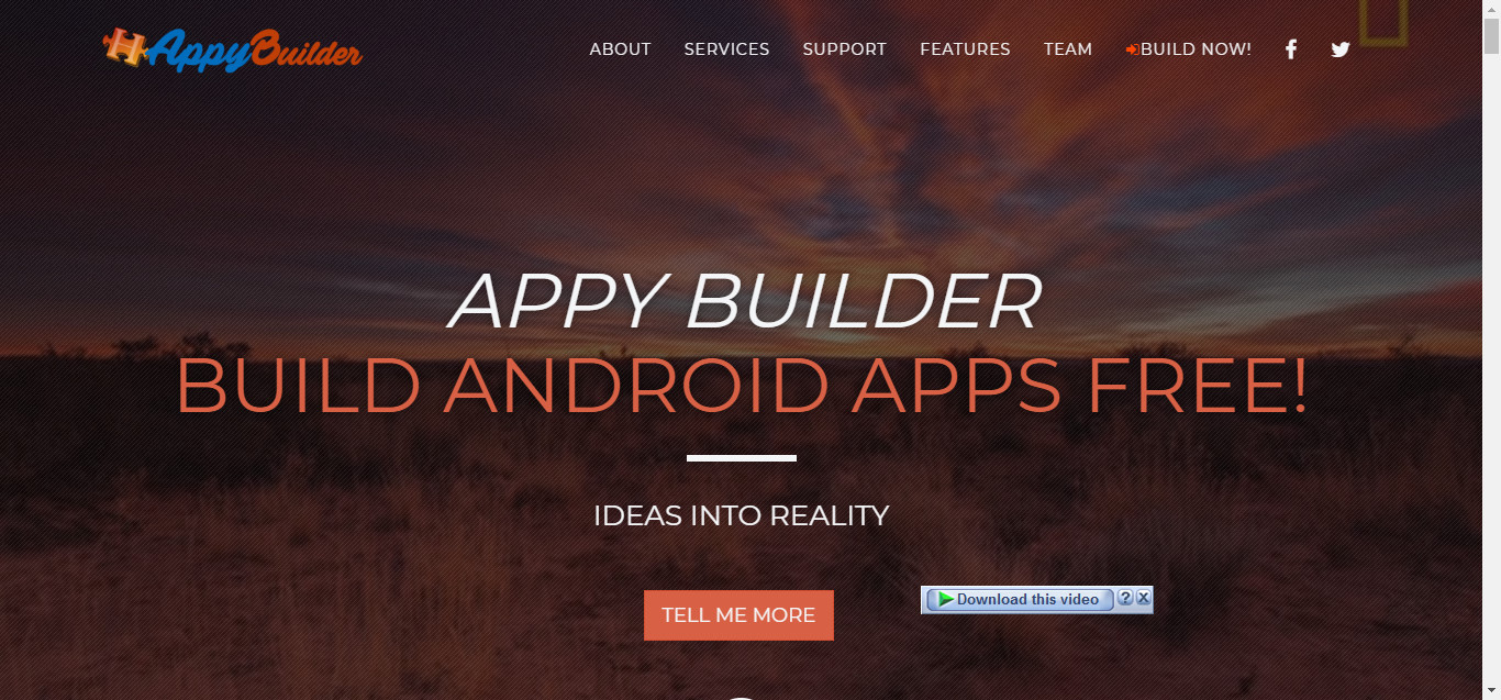 Free Android App Builder