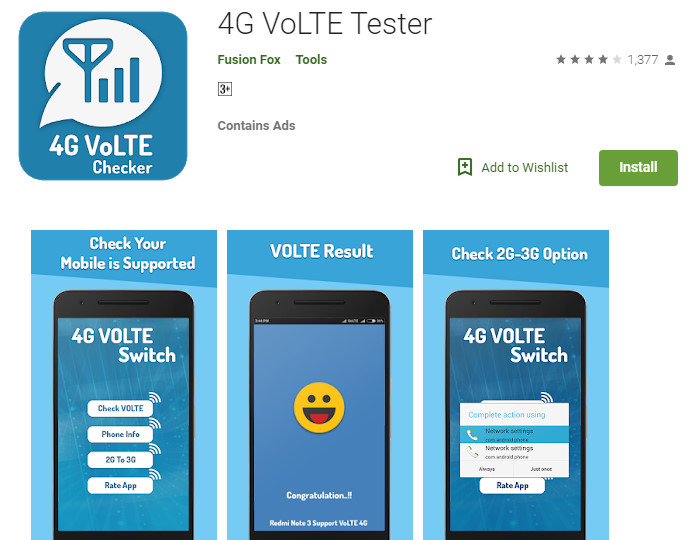 How to Enable VoLTE Feature in Android Phones Instantly 2018