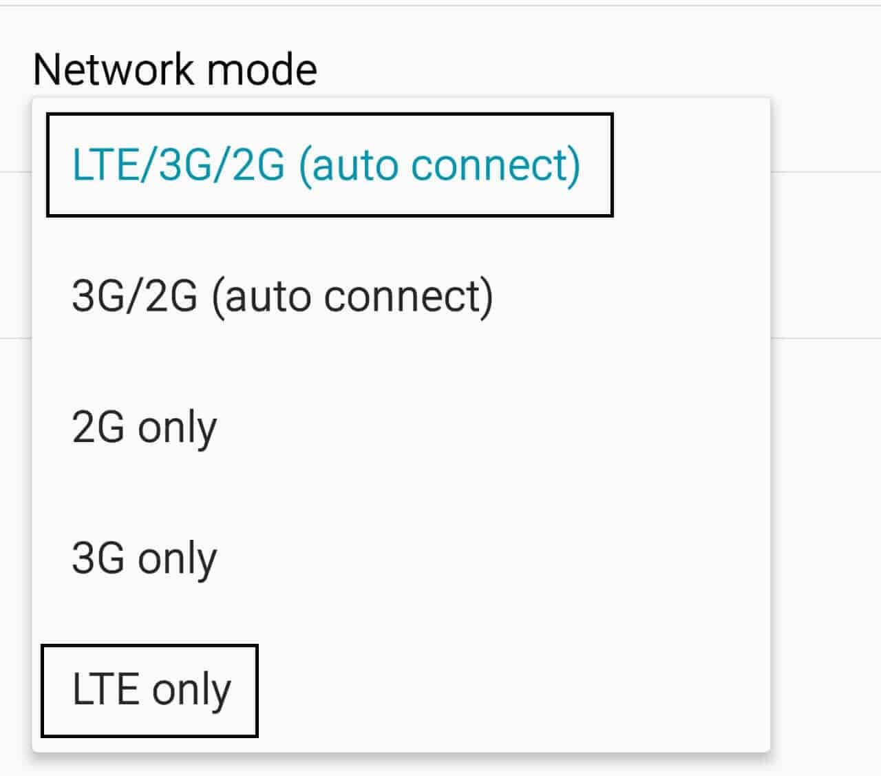 Enable VoLTE in Galaxy Note 4