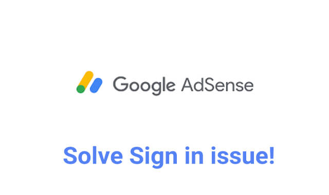 Problem in Google adsense