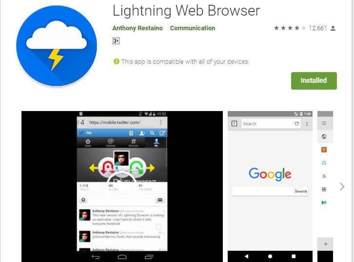 Best Lightweight Web Browser