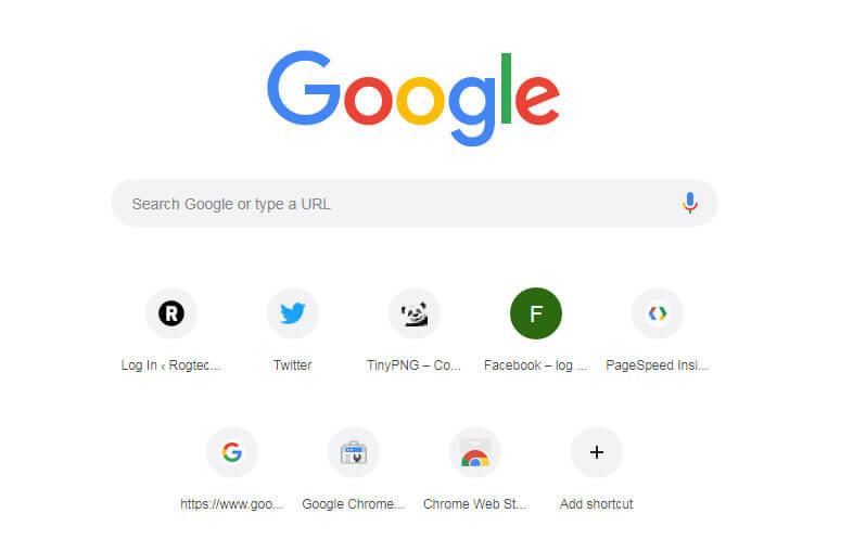 Chrome new Interface
