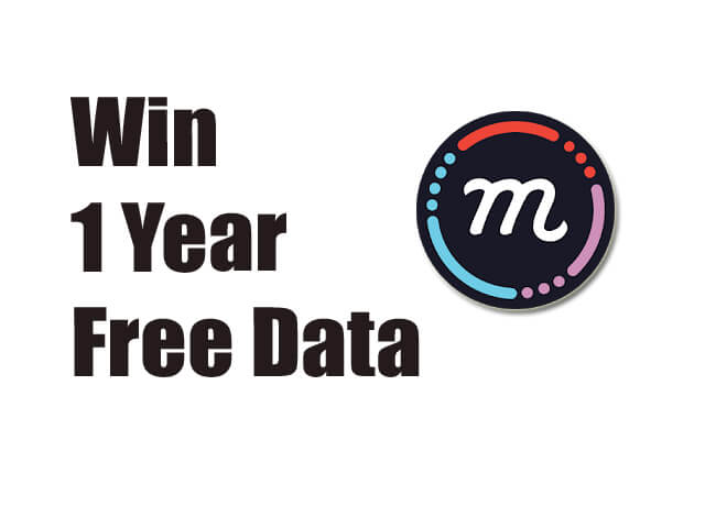 Win free Data for 1 Year - mCent Browser
