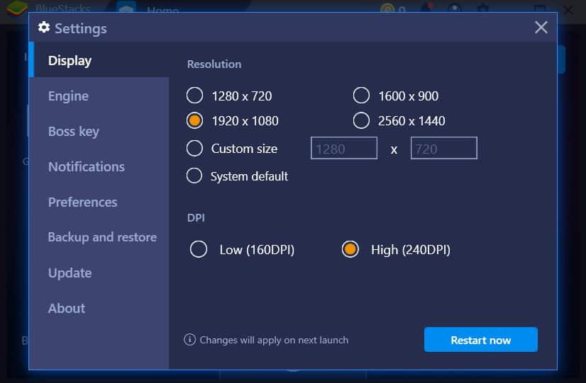 Best BlueStacks Settings for Gaming