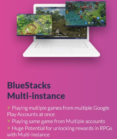 Feature of New BlueStacks 4