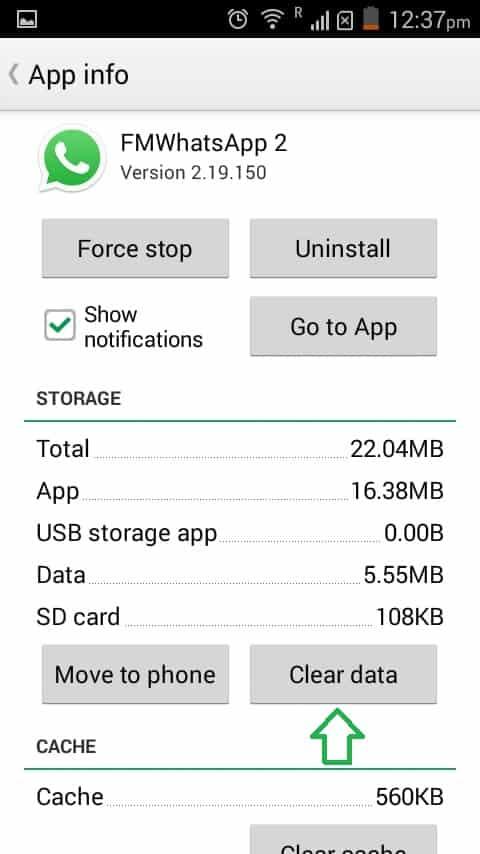 Avoid GB WhatsApp Ban