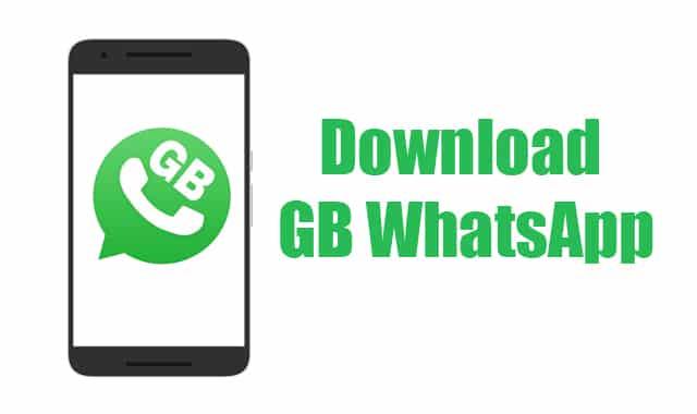 Latest GB WhatsApp Download