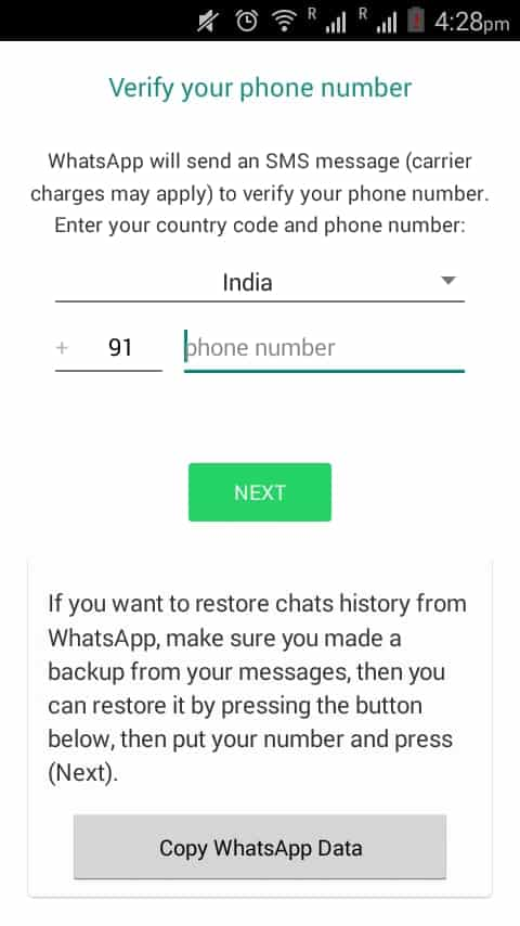 Get Started with GB WhatsApp