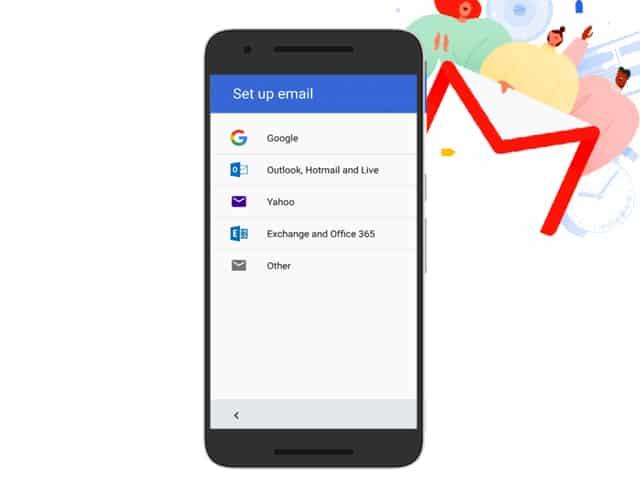 Add New Google Account