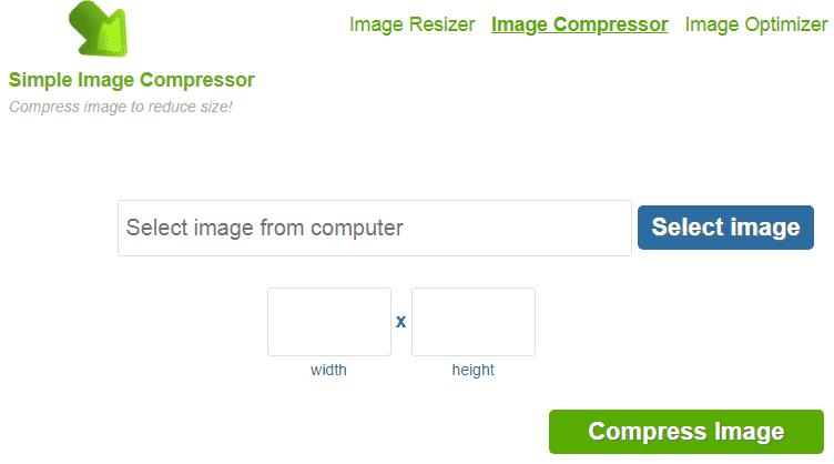 Best Image Compressor Websites