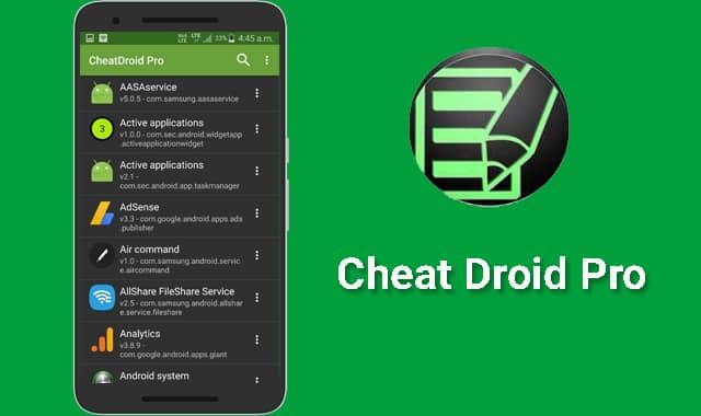 Cheat Droid Pro