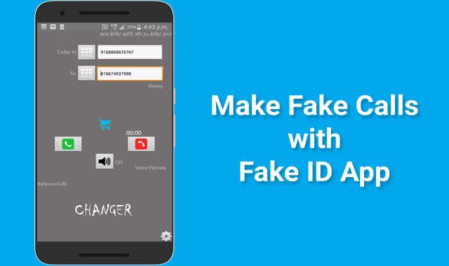Download Fake ID APK