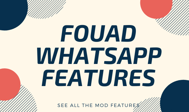 Fouad WhatsApp Features