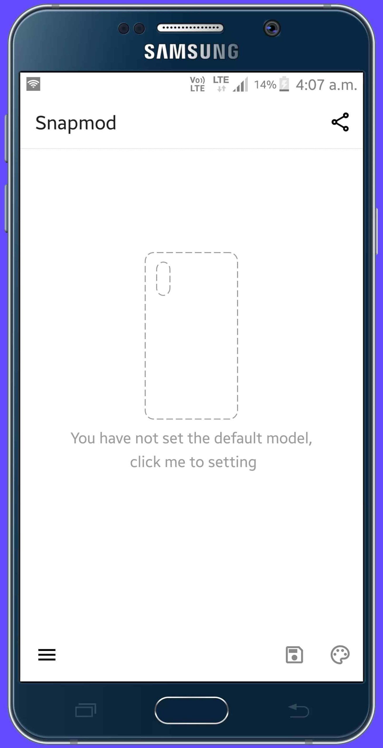 Add Device Frame to Screenshots