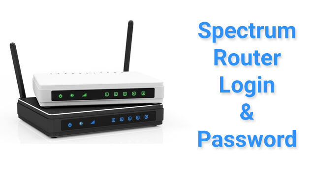 Spectrum Router Default Password