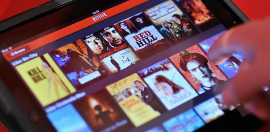 Netflix MOD Feature