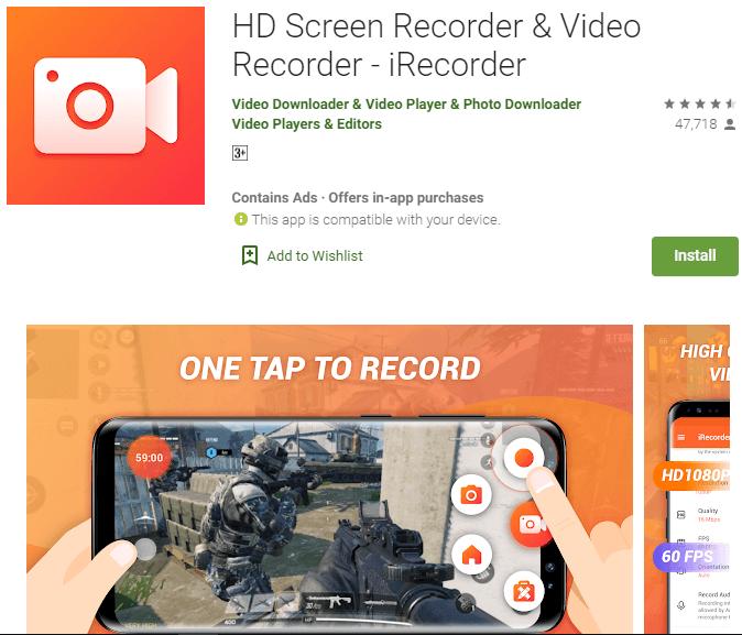 Best Screen Recording App