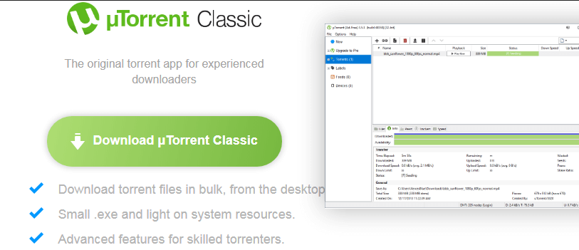 Best Free Torrent Clients