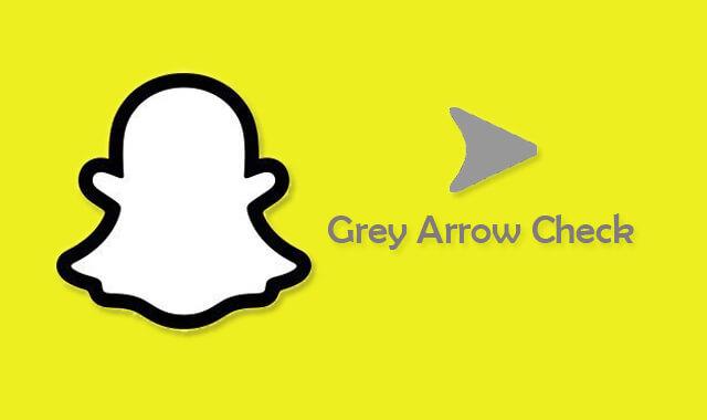 Grey Arrow Check