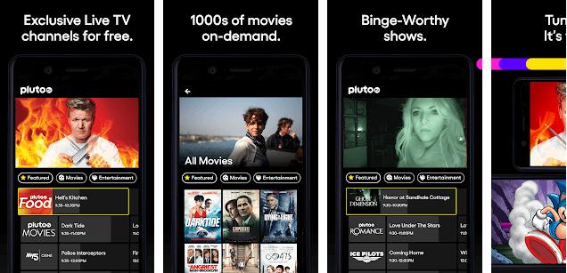 Free Movie Apps