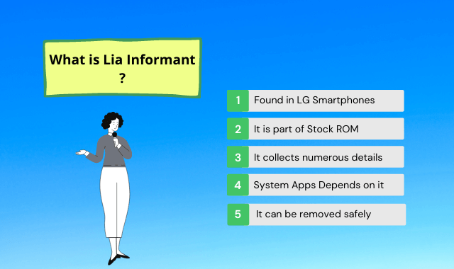 Lia Informant